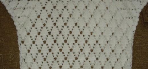 Crochet sin Mangas
