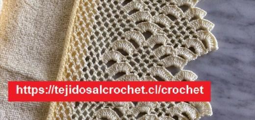 Puntilla Fina Crochet