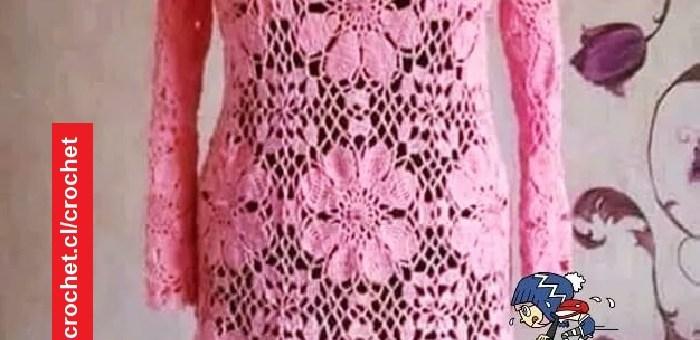 Vestido Dama Motivo