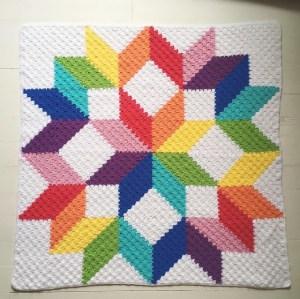 Patrón Libre de Crochet C2C