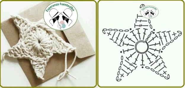 Adornos navideños tejidos a crochet3