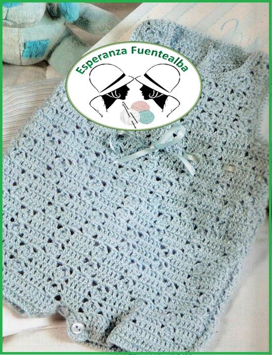 Tejido facil crochet para bebes
