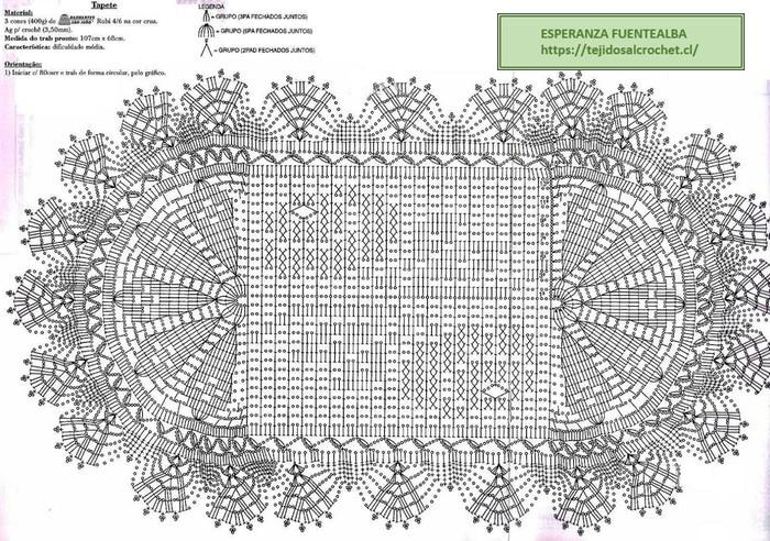 Carpetas a crochet1