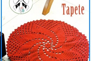 Tapetes a crochet