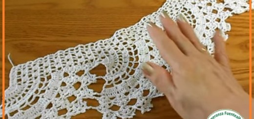 Crochet fácil paso a paso