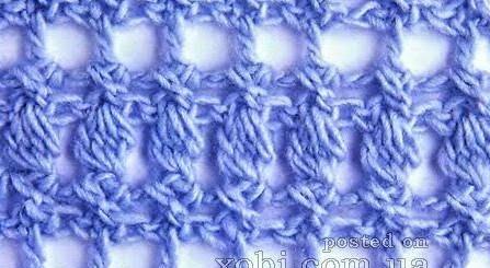 Puntos a crochet paso a paso