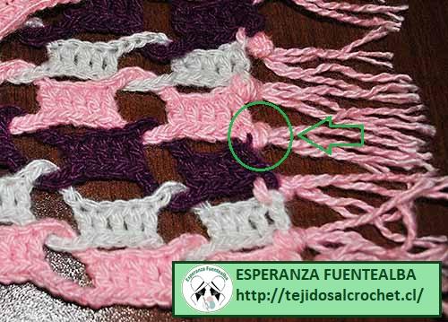 Puntos de crochet 05