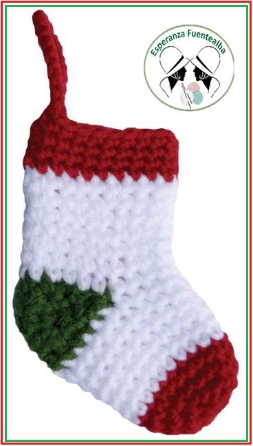 botitas al crochet paso a paso