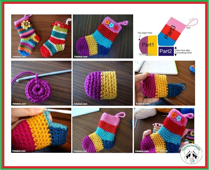botitas al crochet paso a paso1