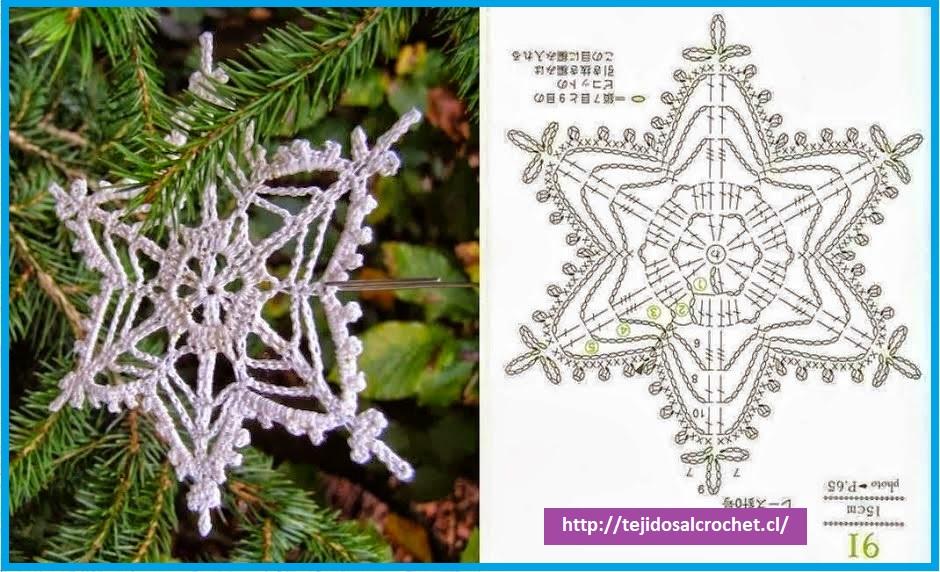 Adornos de navidad crochet2