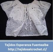 Crochet bolero. Lindo bolero tejido en crochet. Gráfico gratis
