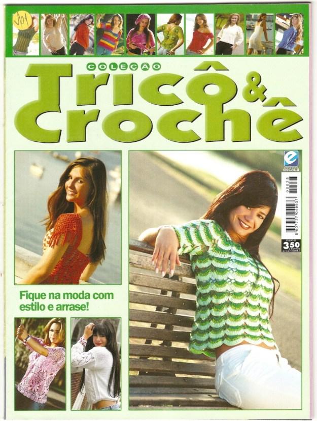 Descargar revistas crochet gratis español