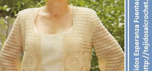 Patrones de tejidos a crochet