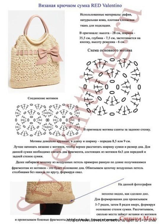 Patrones para hacer bolsos1