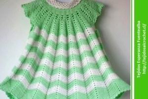 2b2c96745 Vestidos crochet niña una gran selección para guardar