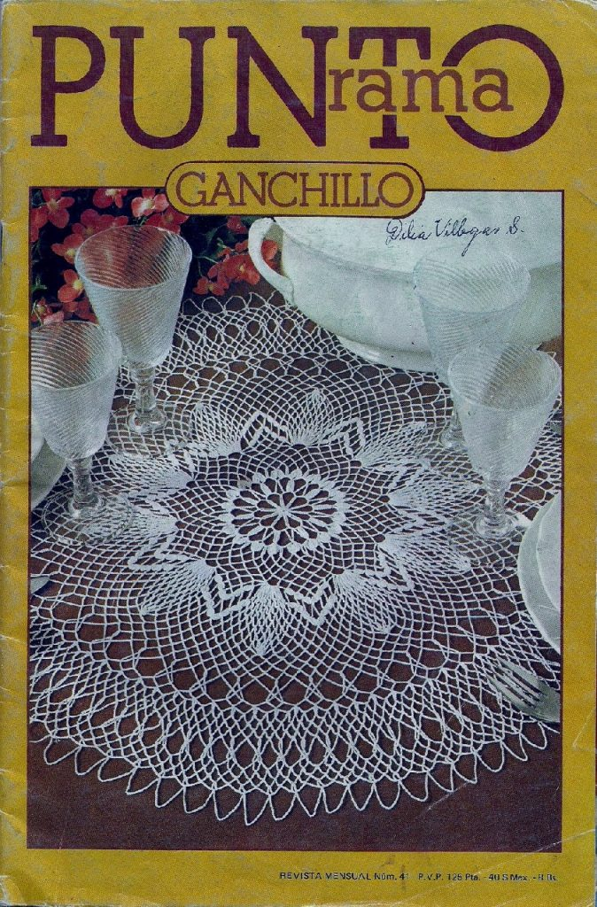 Revista ganchillo facil