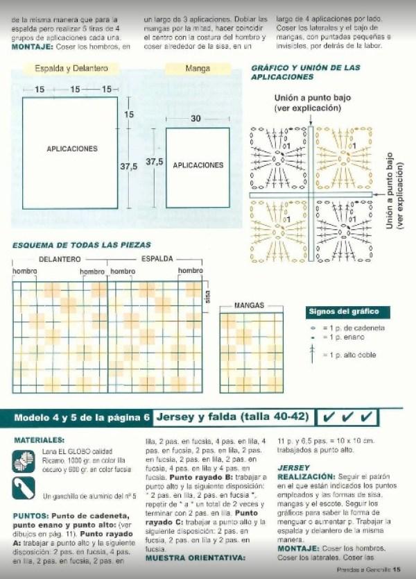 Blusa Crochet Motivos1