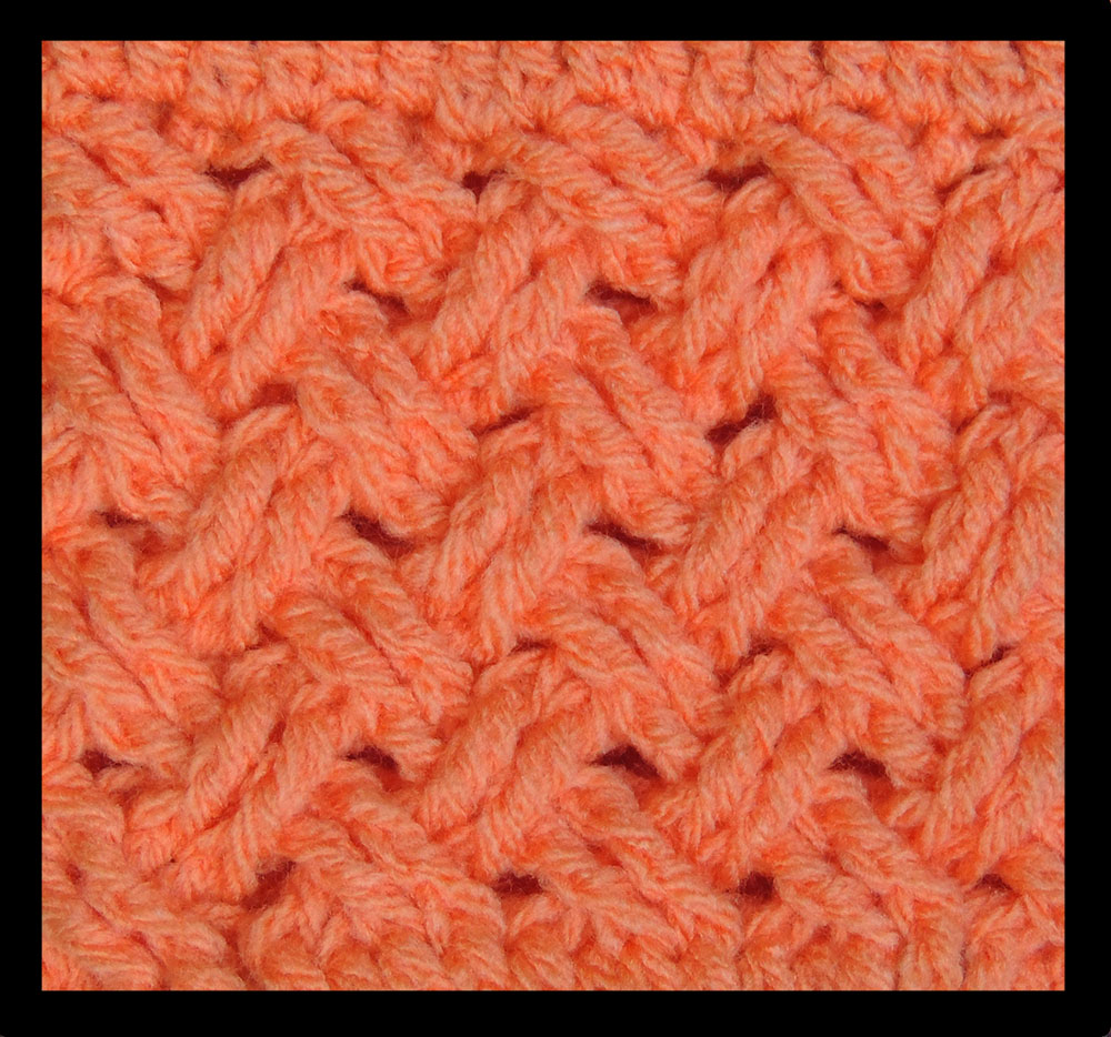 Crochet : Puntos - Tejiendo de Corazon
