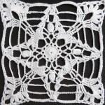 Crochet : Cuadrado # 7