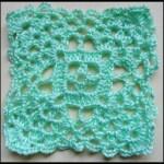 Crochet : Cuadrado # 5