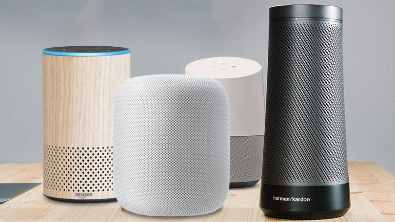 Amazon and Google Gain at Apple's Expense When Smart Speakers Gain Share vs. Phones