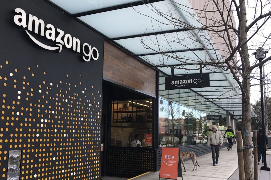 AmazonGo for Healthcare?