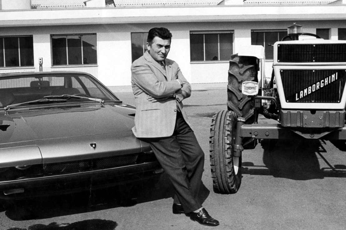 Ferruccio Lamborghini – A Leadership Model Built On Trust & Creativity