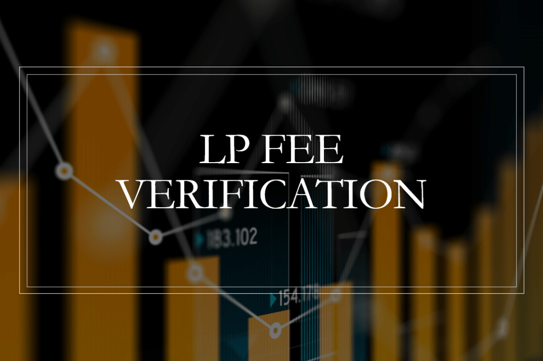 LP Fee Verification & Administration as a Service