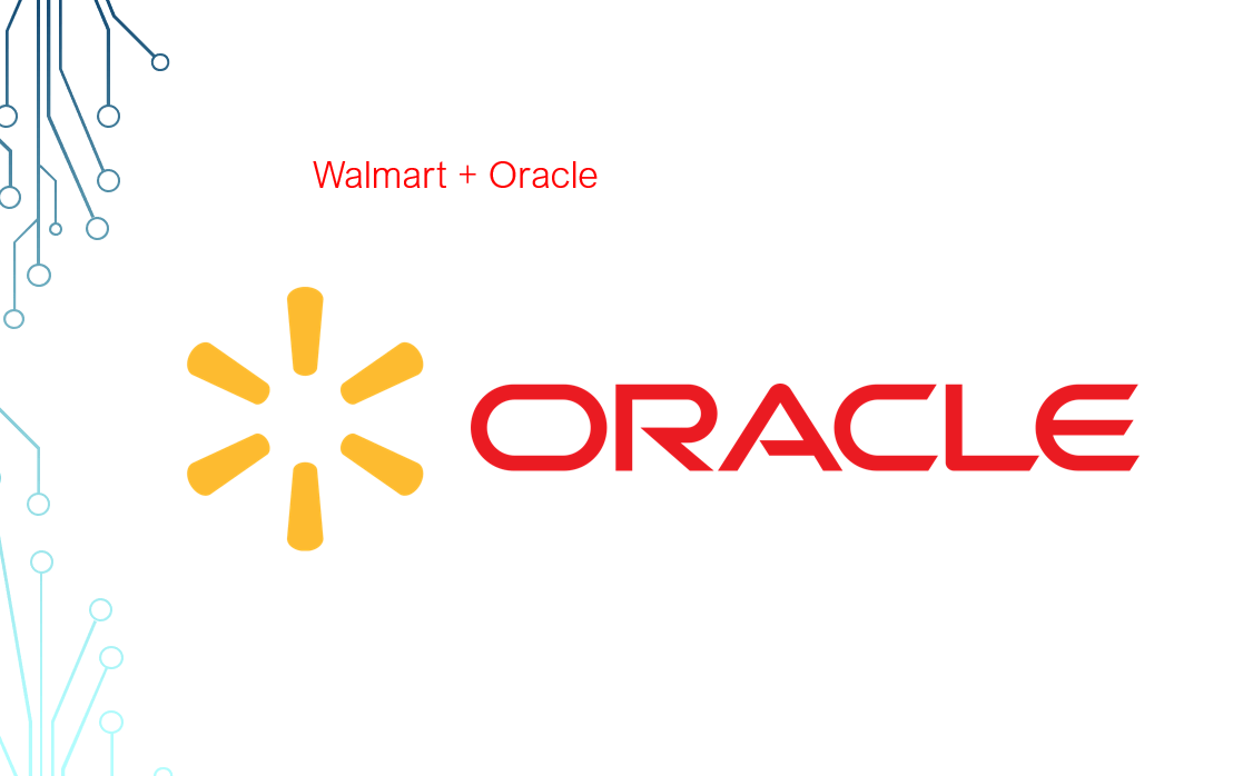 A Case for Walmart to Acquire Oracle
