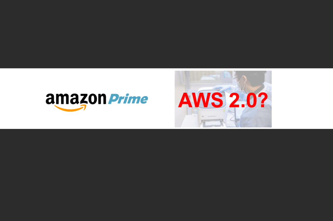 Pt. I: Amazon Prime vs. Netflix & Disney+. Pt. II: Is Amazon Sitting On AWS 2.0?