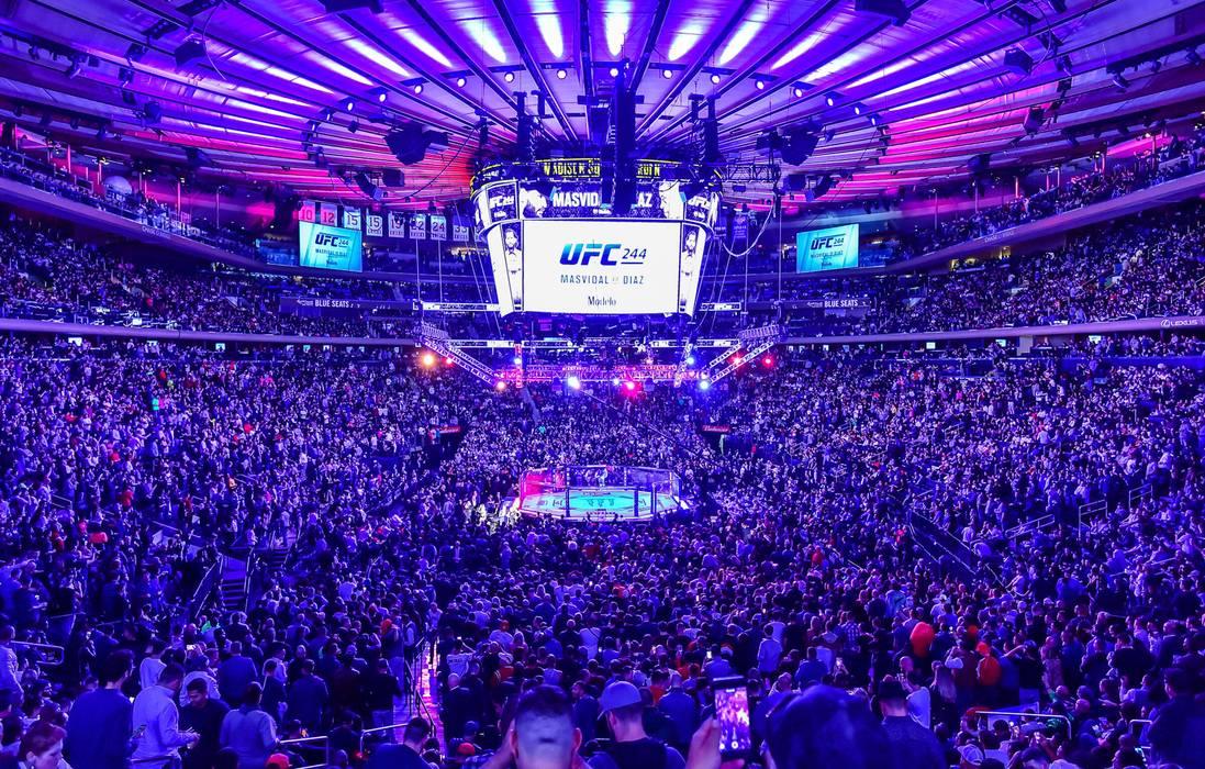 Endeavor Should Spin-Off The UFC