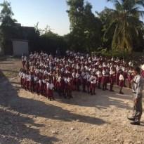 St. Joseph's School, Carries, Haiti.
