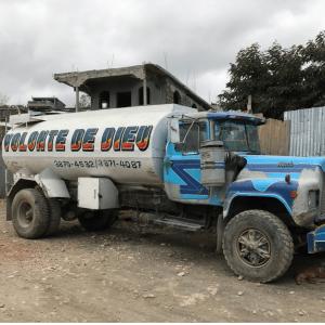 Truckload of Water