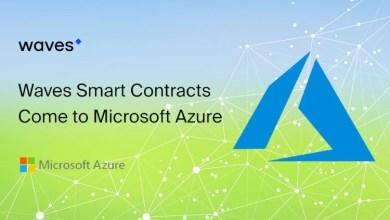 Photo of عملة Waves تضيف أدوات جديدة ل Microsoft Azure
