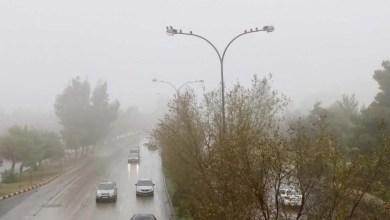 Photo of كتلة هوائية باردة وزخات من الثلوج متوقعة في الأردن