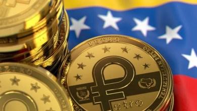 Photo of فنزويلا تفرض غرامة على من لا يحمل رخصة تداول العملات الرقمية