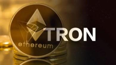 ترون و ايثيريوم - موقع تقني نت للتكنولوجيا و أخبار العملات الرقمية والبلوكشين
