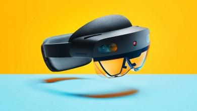 Photo of مايكروسوفت تكشف عن نظارة HoloLens 2
