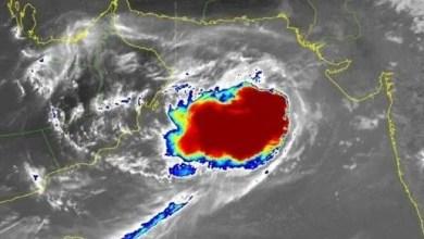 إعصار فايو سلطنة عمان - تقني نت