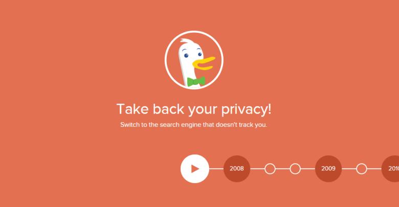 أهم مميزات محرك بحث DuckDuckGo المنافس لجوجل - تقني نت تكنولوجيا