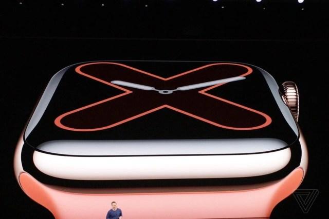 ساعة أبل Apple Watch Series 5 - تقني نت تكنولوجيا