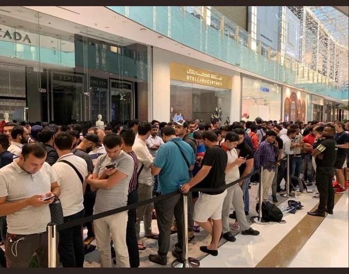 رسمياً إطلاق آيفون 11 في الإمارات - تقني نت التكنولوجيا