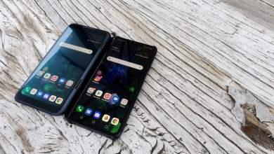 Photo of LG تطرح هاتفها الجديد مزدوج الشاشة
