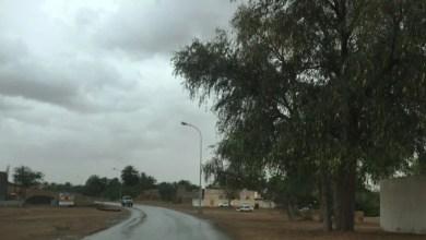 Photo of تأثر أجواء سلطنة عمان بأخدود من منخفض جوي