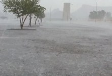 Photo of تنبيه من الأرصاد الجوية بغزارة الأمطار في سلطنة عمان