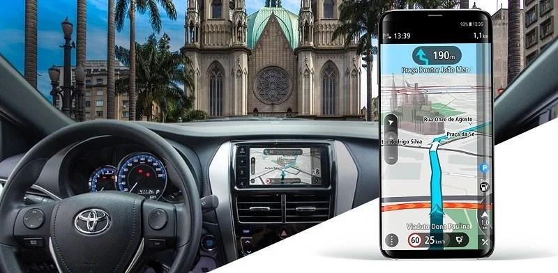 تعرف على تطبيق الخرائط الجديد TomTom في هواتف هواوي - تقني نت تكنولوجيا