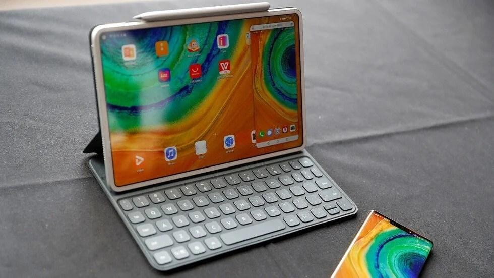 هواوي تكشف عن MatePad Pro أفضل الحواسب اللوحية - تقني نت تكنولوجيا