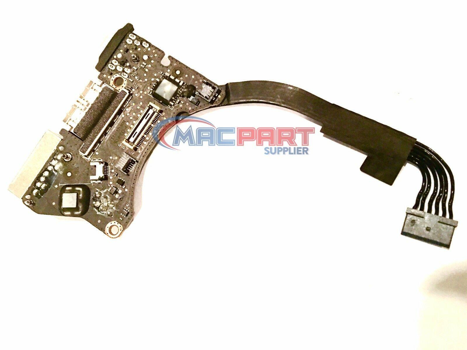 "MacBook Air A1465 2013 MD711LL 11/"" OEM I//O Audio Magsafe USB Board 923-0430"