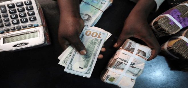 It's Official: Nigeria's Central Bank Adjusts Exchange Rate to N410/$1