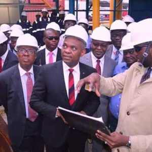 Tony Elumelu Shares Operational Strategies as he builds Tenoil, an Oil and Gas Production Firm